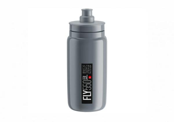 Elite® Fly Gray 2020 bottle (0,55l) gray.