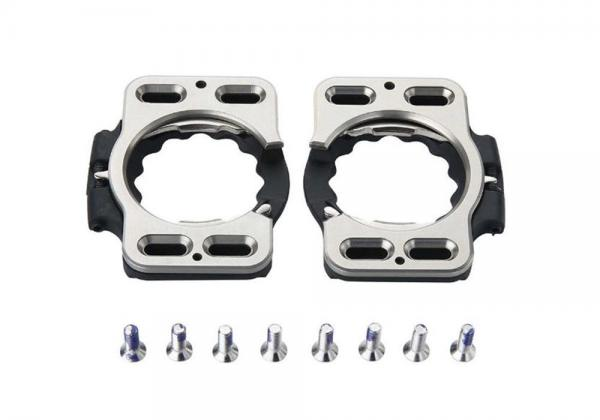 Replacement pedal plate - foot pedal cleats.