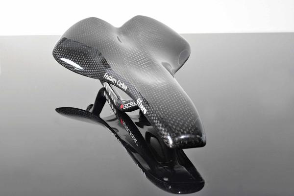 Feathery Carbon Saddle, - GTzero Edition m-bikeparts.