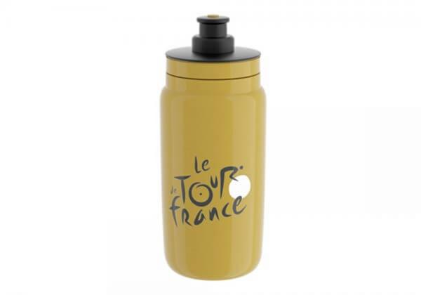 Elite® Fly Tour de France 2018 Trinkflasche gelb (0,55l).