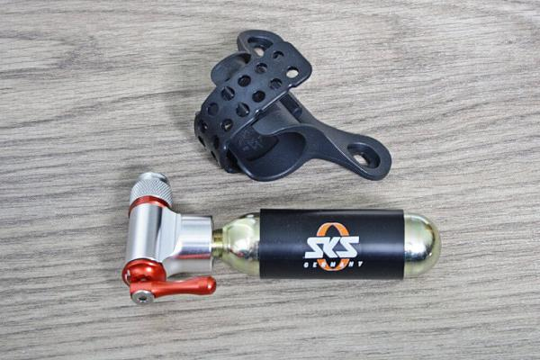 Bicycle Pump - Airbuster Hand Air Pump Co2 Cartridge.