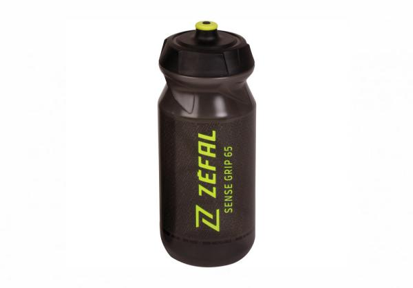 Zefal® Sense Grip Trink bottle (0,65l) black yellow.