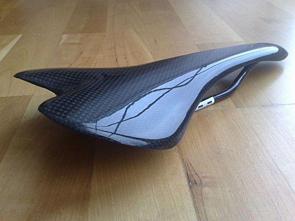 carbon fahrrad sattel 3 k design m bikeparts ebay. Black Bedroom Furniture Sets. Home Design Ideas