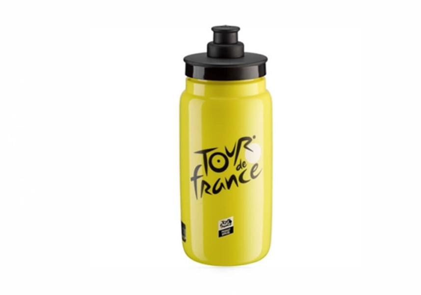 Elite® Fly Tour de France 2019 bottle yellow (0,55l).