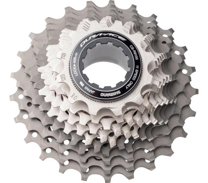 12-25/ 11-25/ 28-30-32 Cassette 11 speed - Shimano Dura-Ace CS-R9100