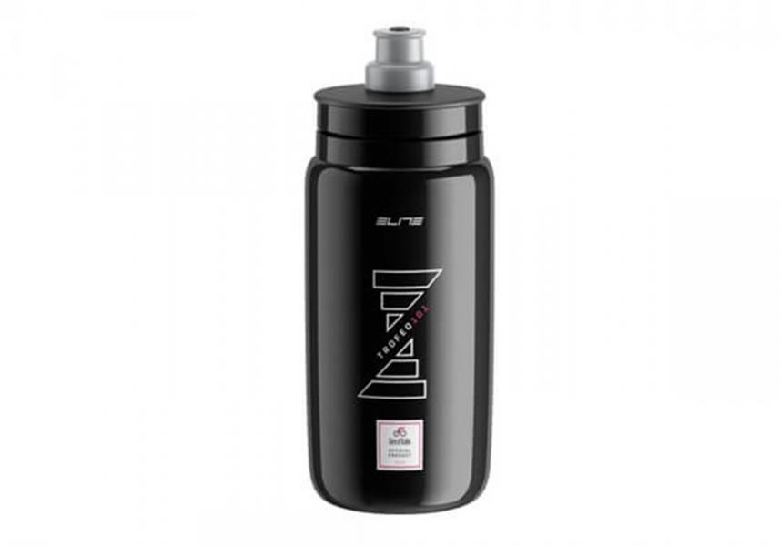 Elite® Fly Giro d'Italia 2018 bottle (0,55l) gray. - Kopie