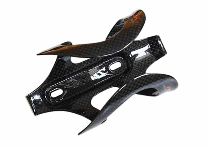 Feathery Carbon Bottle Cage - FC181 30g.