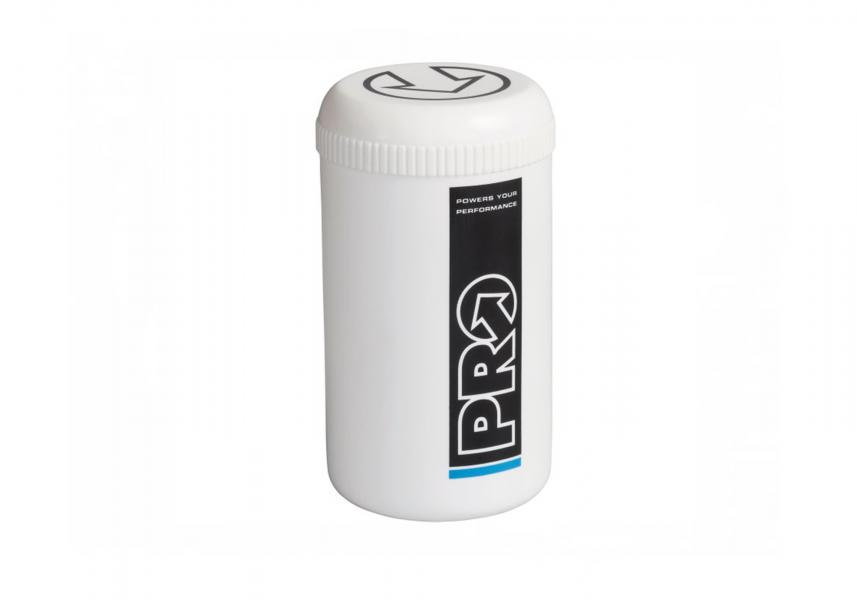 PRO tool / storage bottle 500 ml in white.
