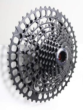 11-50 Cassette 12Speed - Sprocket for Shimano black 399gr.