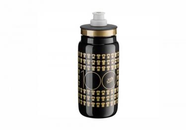 Elite® Fly Tour de France 2019 bottle black (0,55l).