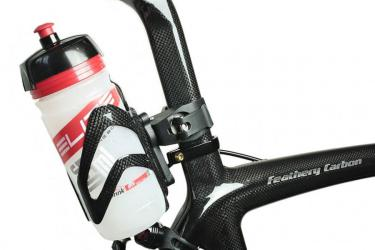 FC281Sportly Seatpost Bottle Cage - Elite Bottle.