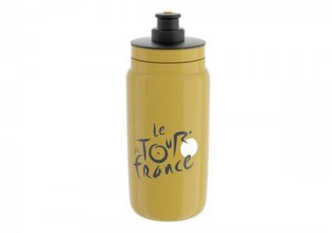 Elite® Fly Tour de France 2018 bottle yellow (0,55l).